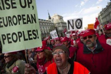 Κάλεσμα για μια ενωτική παρέμβαση της ριζοσπαστικής Αριστεράς στις ευρωεκλογές