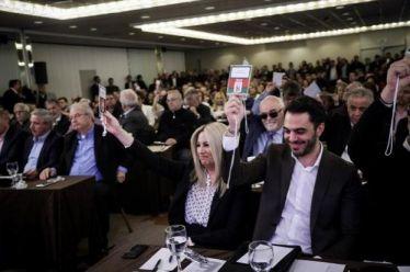 ΚΙΝΑΛ: Πρώτος σε σταυρούς ο Καμίνης – Το νέο Πολιτικό Συμβούλιο