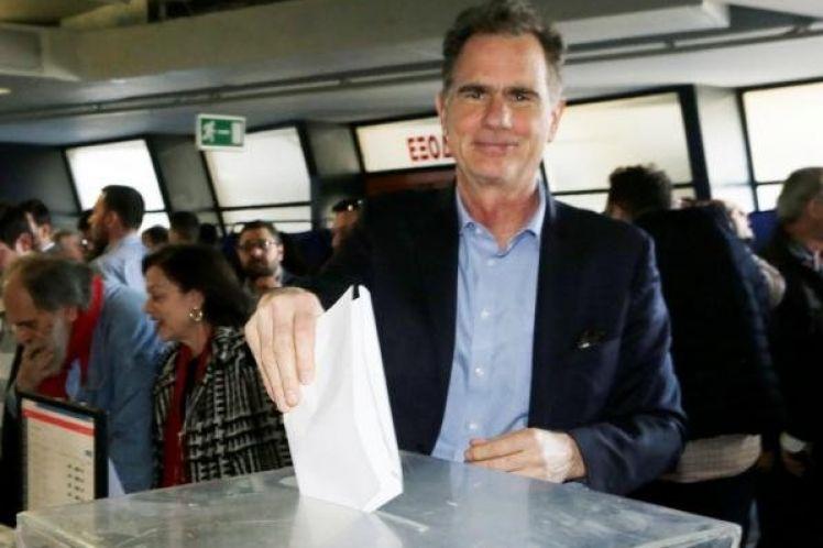 Ν. Παπανδρέου: Το στοίχημα είναι το ΠΑΣΟΚ να βγάλει τρεις ευρωβουλευτές