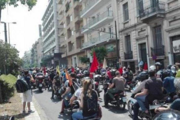 11 Απρίλη: Απεργία για κούριερ, ντελίβερι και εξωτερικούς