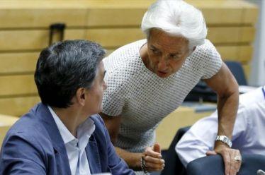 Το ΔΝΤ, ο ESM και ο κιμπάρης Τσακαλώτος