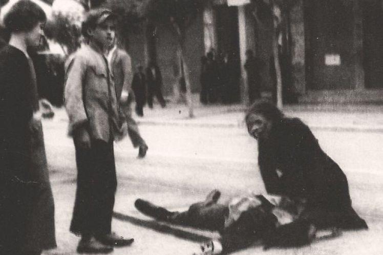 Ο ματωμένος Μάης του '36