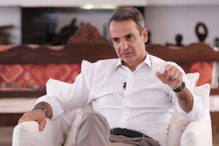 Μητσοτάκης: Εάν δεν πάρω αυτοδυναμία θα ξαναγίνουν εκλογές τον Δεκαπενταύγουστο