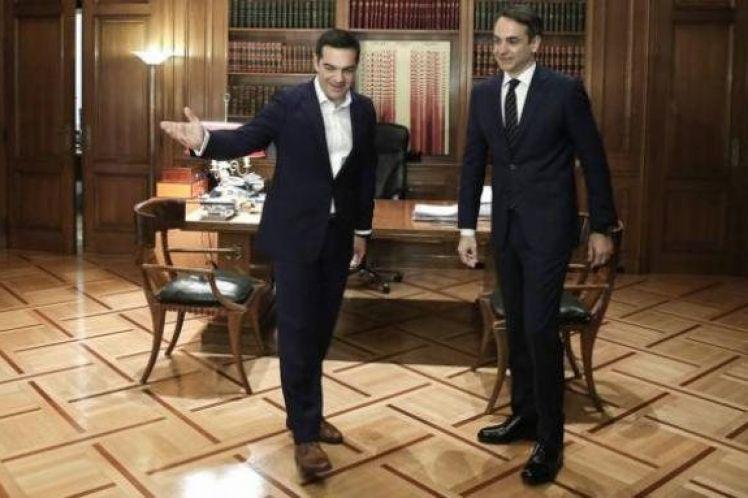 Ελλάδα : Η ανύπαρκτη «επιστροφή στη κανονικότητα » με φόντο την ιστορική χρεωκοπία της αριστεράς της !