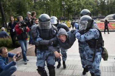 Ρωσία: Η εισαγγελία ζήτησε να αφαιρεθεί η κηδεμονία παιδιού από…