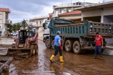 Προειδοποίηση Λέκκα: Έρχονται πλημμύρες μετά τη φωτιά στην Εύβοια