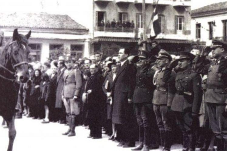 ΑΓΡΙΝΙΟ 14 ΣΕΠΤΕΜΒΡΗ 1944 / του Γιώργου Παληγεώργου