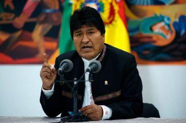 Βολιβία: Απόπειρα πραξικοπήματος καταγγέλλει ο Μοράλες