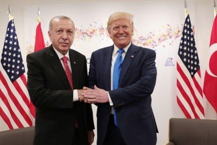 Ο Τραμπ θα προειδοποιήσει τον Ερντογάν για την αγορά των…