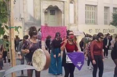 Φεμινιστικός ύμνος δονεί όλον τον κόσμο