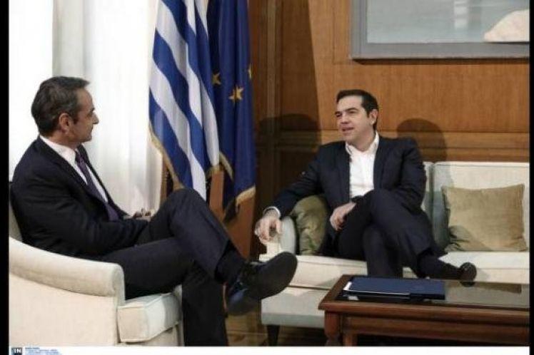 Ο Τσίπρας για τον ΣΥΡΙΖΑ: Εθνική, πατριωτική, νεοφιλελεύθερη σοσιαλδημοκρατία…