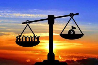 Μία νέα οπτική του καπιταλισμού και η στάση του ανθρώπου και της κοινωνίας του
