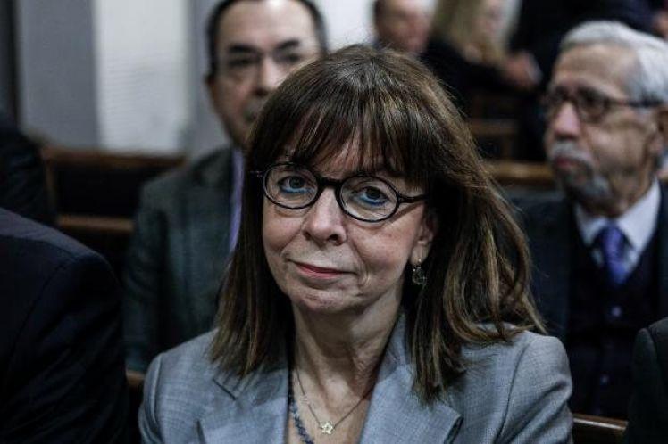 Οι πέντε αμφιλεγόμενες δικαστικές αποφάσεις της Αικατερίνης Σακελλαροπούλου