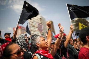 Χιλή, η σιωπή είναι πιο φοβερή απ' την κραυγή τους