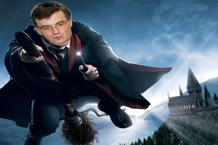 Ο Τσιόρδας, ο Χάρρυ Πότερ και τα μέτρα κατά του «κορωνοϊού»!
