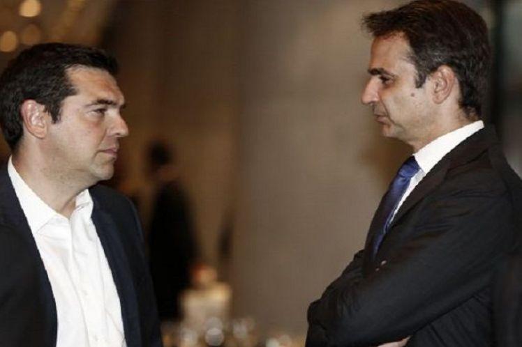 Στην κόψη του… κοροναϊού κυβέρνηση και ΣΥΡΙΖΑ