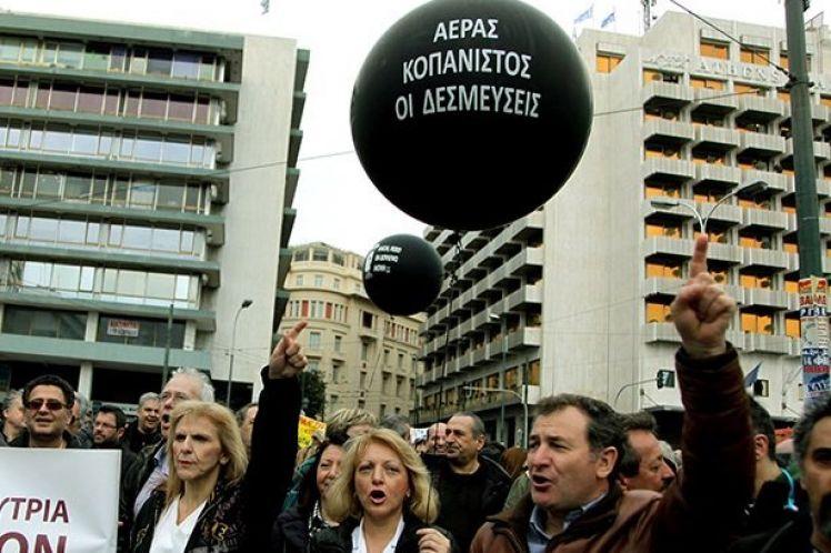 Γιάννης Δούκας: Θέλουμε κοινωνική ευημερία και όχι κοινωνική ανασφάλεια