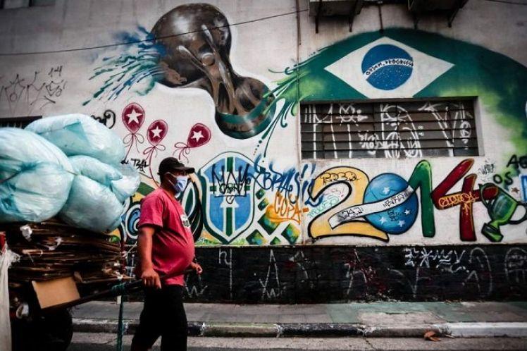 Η Βραζιλία του κοροναϊού και της κοινωνικής ανισότητας