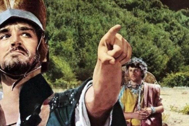 Είκοσι χρόνια από τον θάνατο του κορυφαίου Ιταλού ηθοποιού Βιτόριο Γκάσμαν