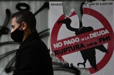 Διαγραφή μέρους του δημόσιου χρέους της πέτυχε η Αργεντινή! του Λεωνίδα Βατικιώτη