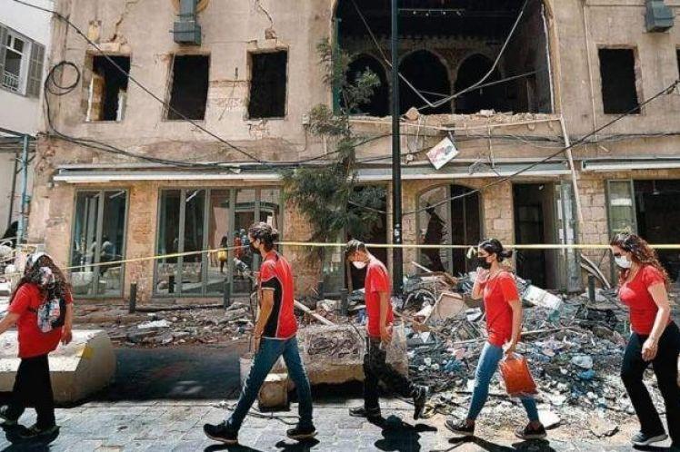 Ανάμεσα στην επανάσταση και στον εμφύλιο ο Λίβανος