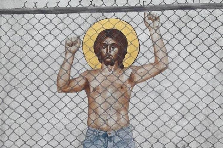 Κύπρος: Διώξεις κατά εκπαιδευτικού για «ιερόσυλη» ζωγραφική