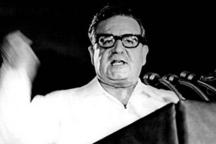 Σαλβαντόρ Αλιέντε