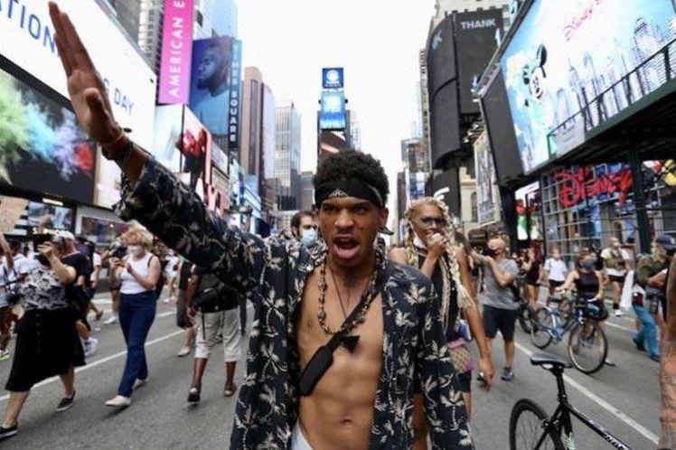 ΗΠΑ: Αναρχικοί κατέλαβαν τη Νέα Υόρκη… σύμφωνα με τον Τραμπ