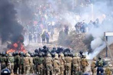 Αποκαλύπτεται σχέδιο εισβολής μισθοφόρων στην Βολιβία, του Παπαδομανωλάκη Παναγιώτη
