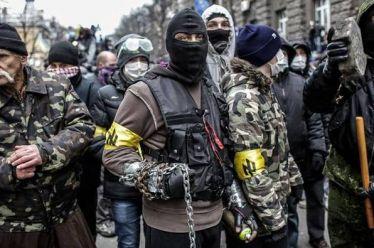Ουκρανία: Μια δημοκρατία όλο ΝΑΖΙ