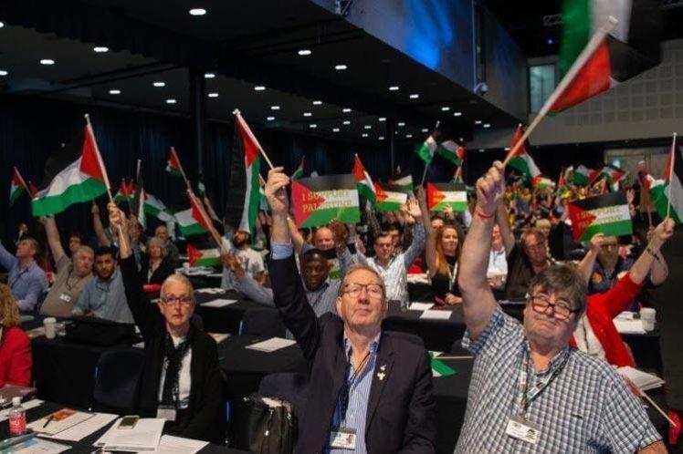 Βρετανία: Ιστορική απόφαση συνδικάτων. Καταδικάζουν το Ισραηλινό Απαρτχάιντ