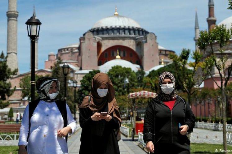 Η Τουρκία δεν λέει την αλήθεια για τον κορωνοϊό