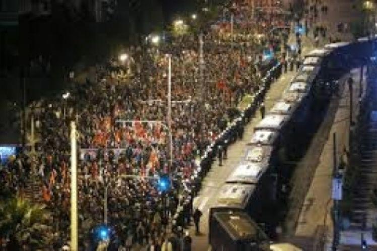 Μετά το ΦΕΚ της εκτροπής, πιο αναγκαία από ποτέ η συμμετοχή στην πορεία του Πολυτεχνείου, του Λεωνίδα Βατικιώτη
