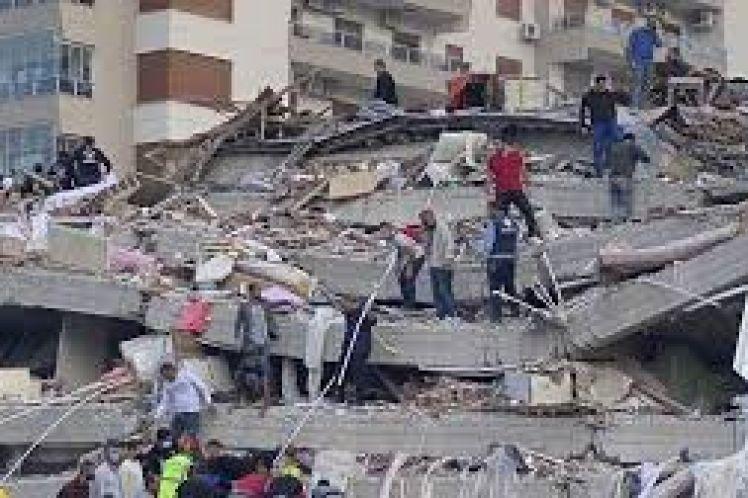 Σεισμός στο Αιγαίο: η αλληλεγγύη πιο δυνατή από τα συμφέροντα των κυβερνήσεων!