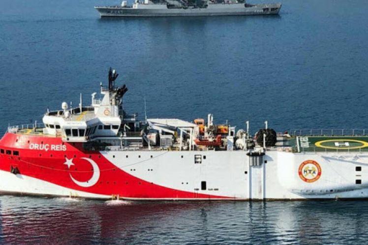 «Εντός» της τουρκικής «γαλάζιας πατρίδας» Ρόδος και Καστελόριζo