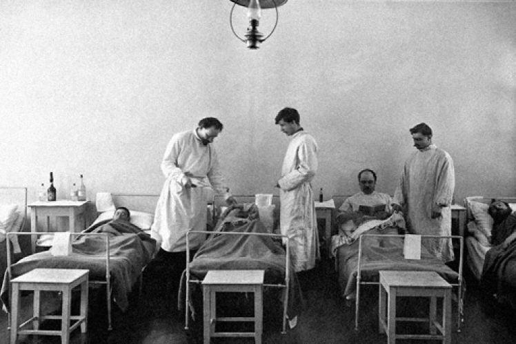 Επαναστατική Ρωσία: όταν ένα εργατικό κράτος καταφέρνει να τερματίσει τις επιδημίες