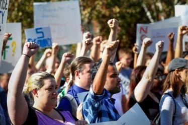 Η επανάσταση θα αρχίσει από τη Google: Εργαζόμενοι στις ΗΠΑ ίδρυσαν συνδικάτο