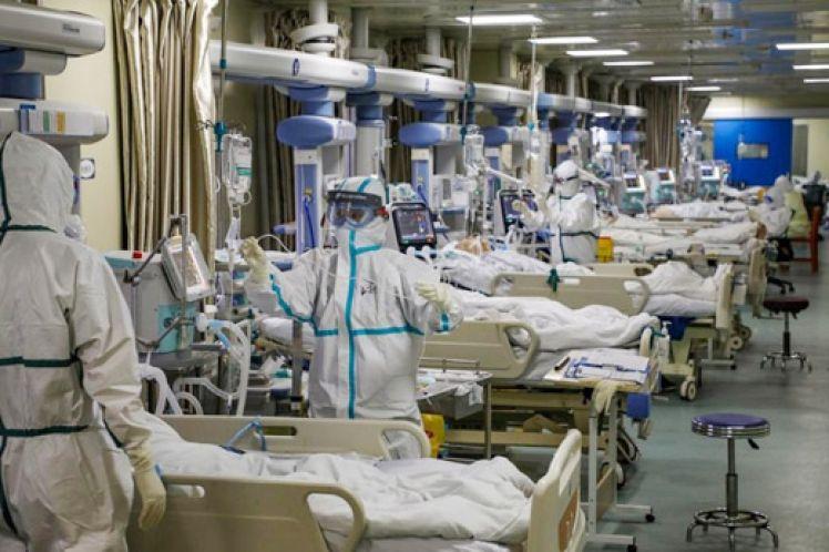 82% των θανάτων της πανδημίας εκτός ΜΕΘ! Η κυβέρνηση κατηγορεί τους γιατρούς!