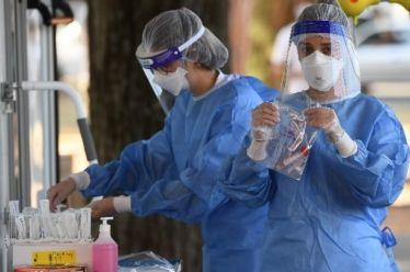 610 νέα κρούσματα, 319 διασωληνωμένοι, 34 θάνατοι – Άρση πρόσθετων μέτρων για Ελευσίνα, Κοζάνη και Βόιο – Πρόσθετα μέτρα για δήμο Αχαρνών