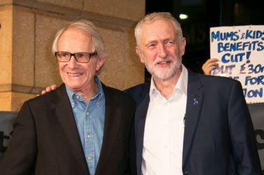 Η σπίλωση του Κεν Λόουτς και του Τζέρεμι Κόρμπιν είναι το τοξικό πρόσωπο της νέας βρετανικής πολιτικής σκηνής