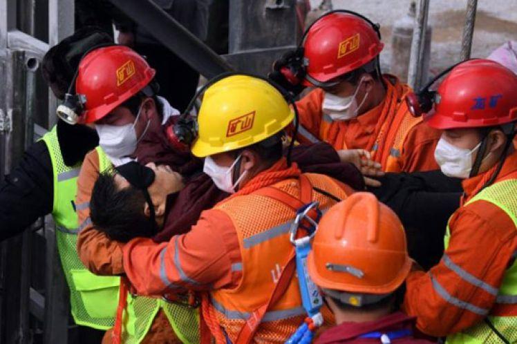 Κίνα: από τις πιο επικίνδυνες χώρες για τους εργάτες σε εξορύξεις χρυσού