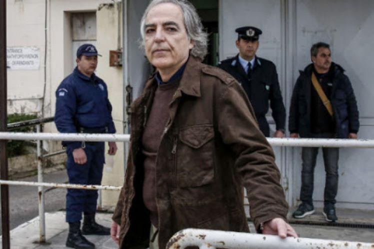 Ο θάνατος του Κουφοντίνα θα είναι προσωπική και πολιτική επιλογή του Μητσοτάκη