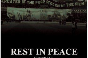 Ποδόσφαιρο: τσουνάμι απληστίας σε ωκεανό υποκρισίας, του Βασίλη Σιώκου