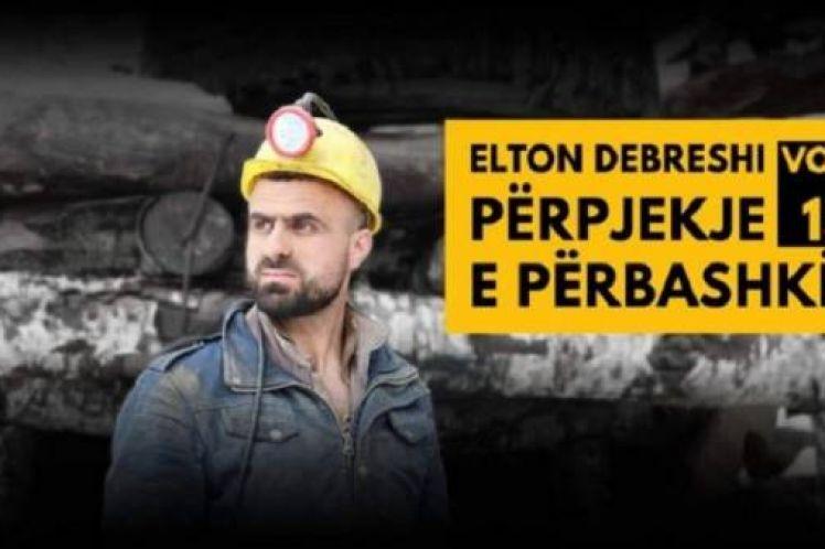 Βουλευτικές εκλογές στην Αλβανία: Έλτον Ντεμπρέσι-Να ακουστεί η φωνή των μεταλλωρύχων και των εργατών