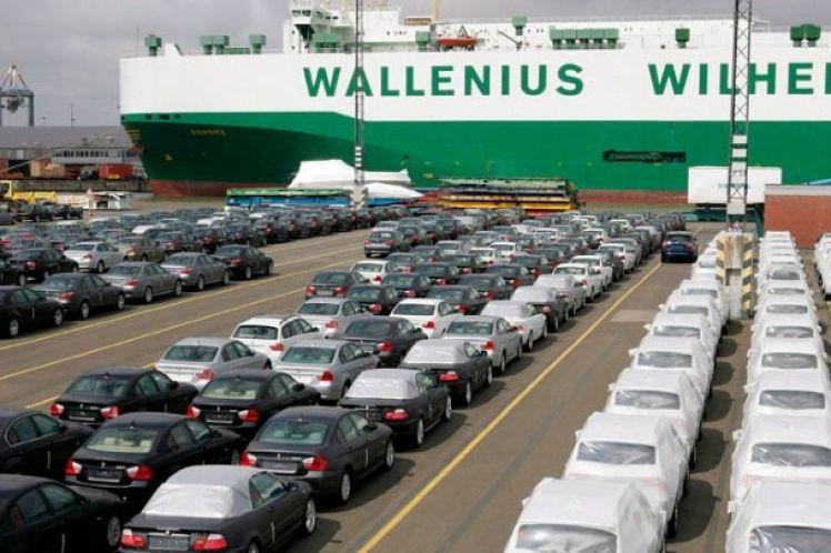 Οι γερμανικές εξαγωγές αυξήθηκαν για 11ο συνεχή μήνα
