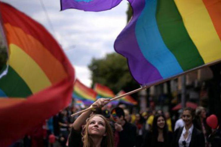 Ένας κόσμος που δεν χωρά ΛΟΑΤΚΙ άτομα είναι ένας κόσμος που πρέπει να αλλάξει